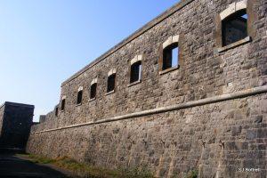 Old Victorian Barrack Block