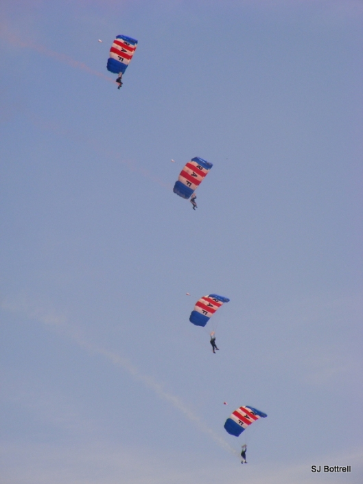 Falcons Parachute Display Team